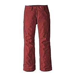 photo: Patagonia Women's Insulated Powder Bowl Pants snowsport pant
