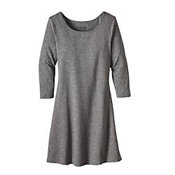 patagonia womens 3/4 sleeve seabrook dress - sale- Save 20% Off - Patagonia Womens 3/4 Sleeve Seabrook Dress - Sale - Not a whiner, the travel-wise Seabrook gets stuffed into carry-ons, rucksacks and middle seats, and shakes it off before shes out the door. The fast-drying, wrinkle-resistant dress is made from a breathable 89% recycled polyester/11% spandex jersey with 50+ UPF sun protection. Simple faux-wrap styling at the back shoulders adds intrigue to her inherent sophistication. Three-quarter-length sleeves. Above-the-knee length.