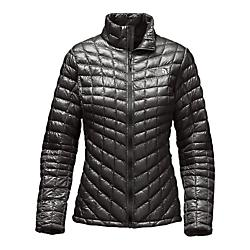 photo: The North Face Women's Thermoball Full Zip Jacket synthetic insulated jacket
