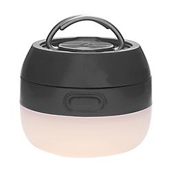 black diamond moji lantern - 100 lumen - sale- Save 20% Off - Black Diamond Moji Lantern - 100 lumen - Sale - Bright, light and simple to use, the Moji is a fun, pocket-sized lantern ideal for campsites, vehicles and table-top illumination. A streamlined, single-piece design houses a frosted globe for even distribution of the Moji's TriplePower LED, which emits 100 lumens at max setting. A dimming switch provides adjustable brighness, and a collapsible double-hook hang loop makes it easy to suspend in a tent, from a branch or strung together with additional units in a strand.