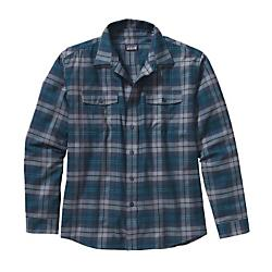 Patagonia Mens Buckshot Flannel Shirt - New