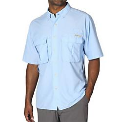 photo: ExOfficio Air Strip Lite Short Sleeve Shirt hiking shirt