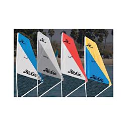 photo: Hobie Sail Kit paddling accessory