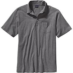Patagonia Mens Short-Sleeve Squeaky Clean Polo  - New