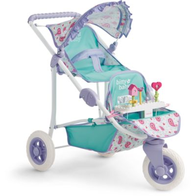 Double Stroller Toys Sweet Tiny Teen