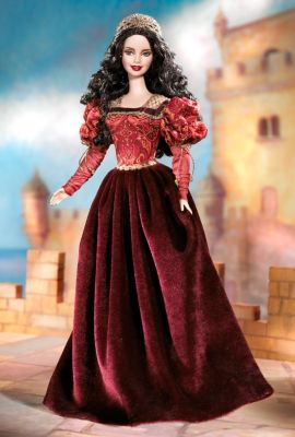 Barbie Dolls Of The World Princess Princess of the Portug...