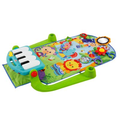 Kick & Play Piano Gym (Blue)