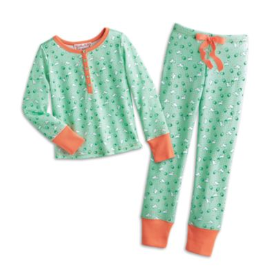 Puppy Print Pajamas for Girls | BeForever | American Girl