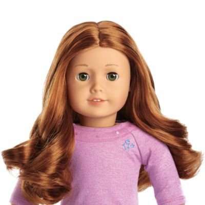 how to fix your american girl dolls hair