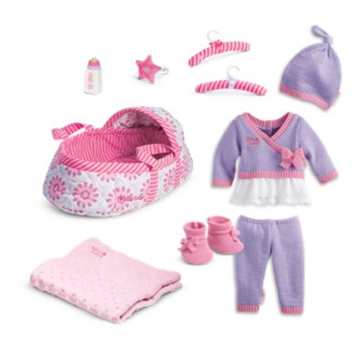 Bringing Home Bitty Collection Bitty Baby American Girl
