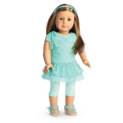 Spring Breeze Dress Set for Dolls | Truly Me | American Girl