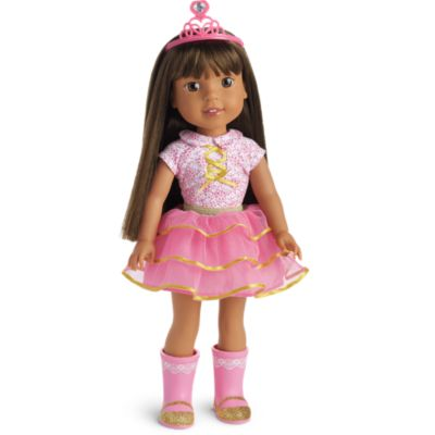 Ashlyn Doll | WellieWishers | American Girl
