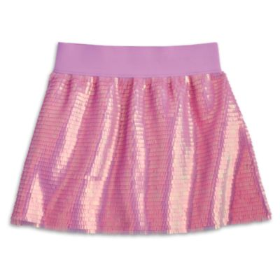 Sequin Skirt found in: Sequin Appliqué Woven Skirt, Sequin Colour-change Dress, Colour-change Sequin Dress, Sequin Logo Dress, Jersey Denim Skater Dress, Bright Sequin Spotty Skirt, Sequin Colour-change T-shirt, Flamingo.