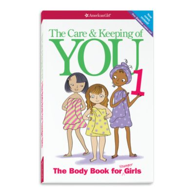 The Care and Keeping of You 2 Journal American Girl