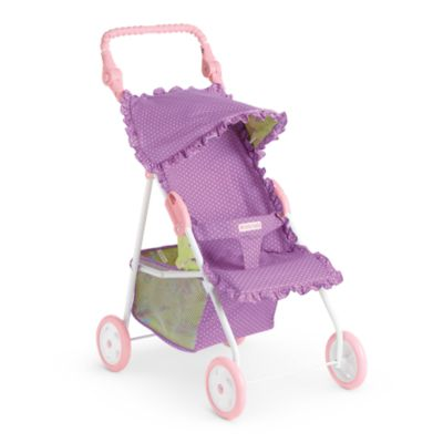 Bitty's Stroller | bbfurnaccess | American Girl