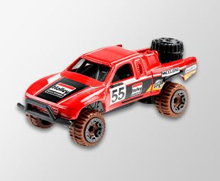 Toyota Off-Road Truck
