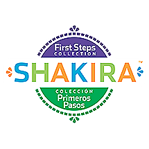 Shakira First Steps collection