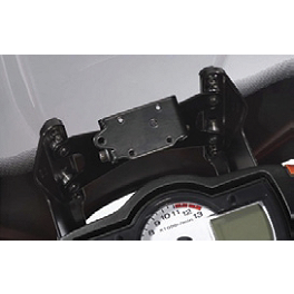 Kawasaki Genuine Accessories Navigation Bracket - Kawasaki Genuine Accessories Saddlebag Liner Set