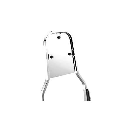 Honda Genuine Accessories Backrest Trim with Shadow Emblem - Chrome - Main