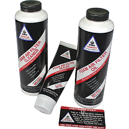 Honda Air Filter Oil Kit (No-Toil) - No Toil Filter Maintenance Kit