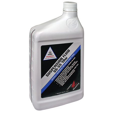 Pro Honda Suspension Fluid - SS-55 10W - Main