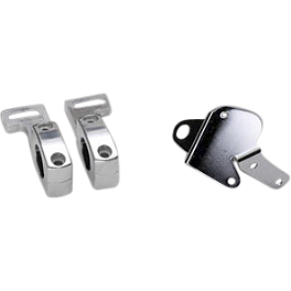 Honda Genuine Accessories Digital Audio Attachment Kit - 2006 Honda VTX1800S2 Honda Genuine Accessories Chrome Rear Carrier