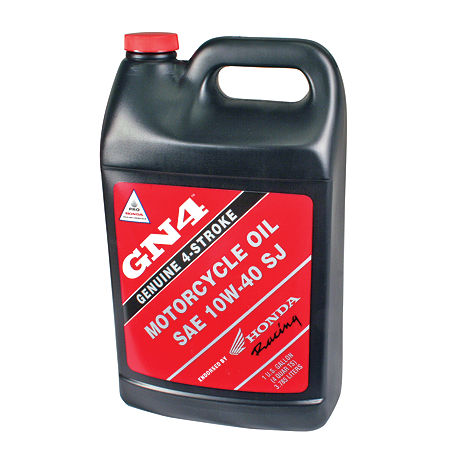 Pro Honda GN4 4-Stroke Oil - 10W40 (Gallon) - Main