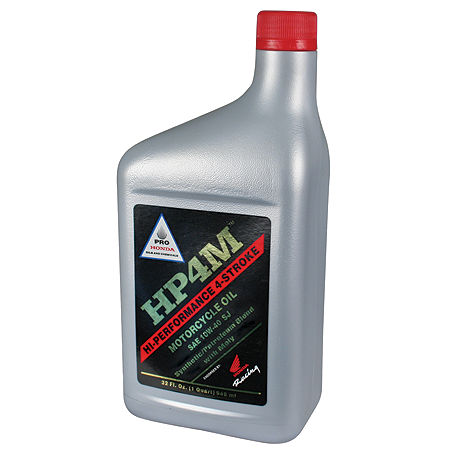 Pro Honda HP4M 4-Stroke Oil With Moly - 10W40 - Main