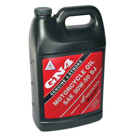 Pro Honda GN4 4-Stroke Oil - 20W50 (Gallon) - Main