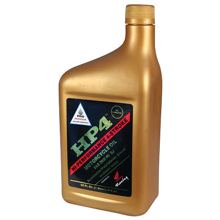 Pro Honda HP4 Synthetic 4-Stroke Engine Oil - 20W50 - Main