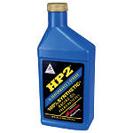 Pro Honda HP2 2-Stroke Racing Oil - Dirt Bike Tools and Maintenance Supplies