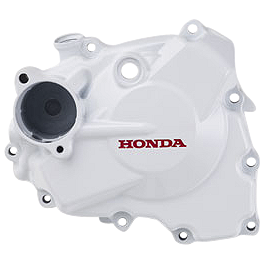 Honda Genuine Accessories ACG Cover - 2012 Honda CRF250R Honda Genuine Accessories Aluminum Skid Plate