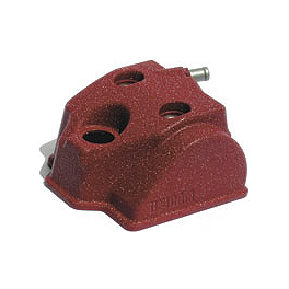Honda Genuine Accessories Color Head Cover - 2012 Honda CRF250R Honda Genuine Accessories Aluminum Skid Plate