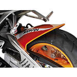 Honda Genuine Accessories Rear Tire Hugger - Repsol - Honda Genuine Accessories Motorcycle Fenders