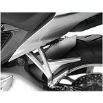 Honda Genuine Accessories Rear Tire Hugger - Black - Honda Genuine Accessories Motorcycle Fenders