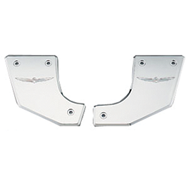 Honda Genuine Accessories Chrome Swingarm Pivot Covers - Honda Genuine Accessories Trunk Inner Light Harness