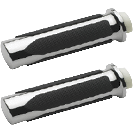 Honda Genuine Accessories Custom Grips - 2010 Honda Sabre 1300 - VT1300CS Honda Genuine Accessories Chrome Rear Carrier