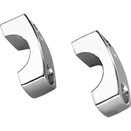 Honda Genuine Accessories Chrome Clutch Lever Bracket Holders - Main