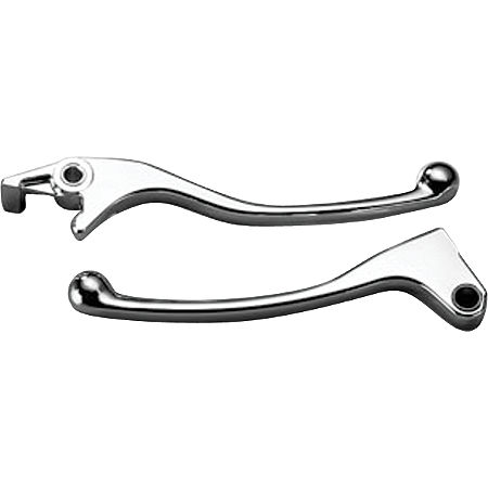 Honda Genuine Accessories Chrome Lever Set - Main