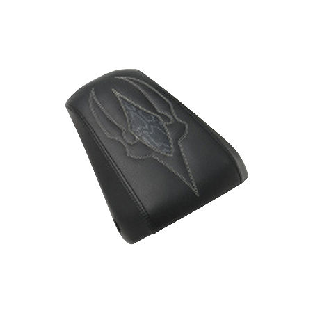 Honda Genuine Accessories Passenger Seat - Tribal - Main
