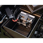 Honda Genuine Accessories Auxiliary Battery Box - Honda Genuine Accessories Utility ATV Utility ATV Parts