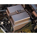 Honda Genuine Accessories Underhood Storage Box - Utility ATV Seats and Backrests