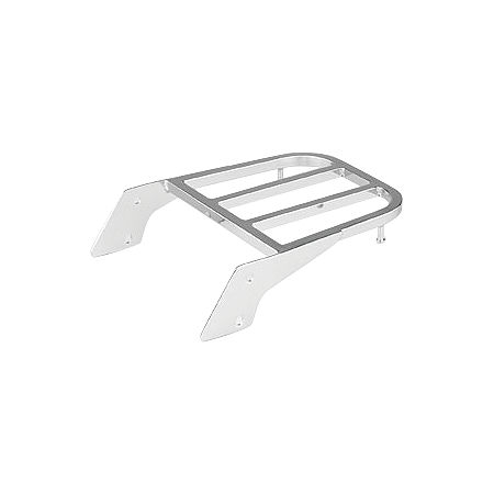 Honda Genuine Accessories Chrome Rear Carrier - Main