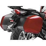 Honda Genuine Accessories Color-Matched Saddlebags - Honda Genuine Accessories Motorcycle Parts
