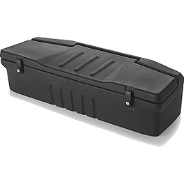 Honda Genuine Accessories Cargo Box - Front - 2011 Honda TRX250 RECON Honda Genuine Accessories Soft Rack Bag - Rear