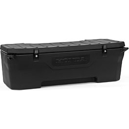 Honda Genuine Accessories Cargo Box - Rear - 2011 Honda TRX250 RECON Honda Genuine Accessories Soft Rack Bag - Rear