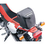 Honda Genuine Accessories Rear Carrier Bag - Honda Genuine Accessories Dirt Bike Products