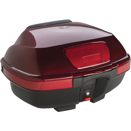 Honda Genuine Accessories Rear Trunk Metallic Red - Main