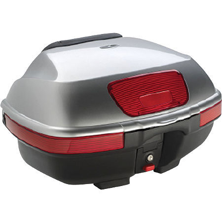 Honda Genuine Accessories Rear Trunk Metallic Silver - Main