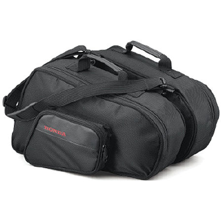 Honda Genuine Accessories Removable Saddlebag Liner Set - Main